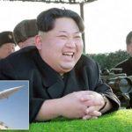 ミサイルに無反応を決め込むってのはどうだろう。