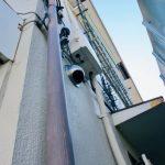 【DIY】モルタル壁に穴をあけて換気扇を取り付ける