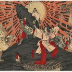 【今週のキン肉マン】第239話 邪悪の神の起源は、天岩戸神話にあり。